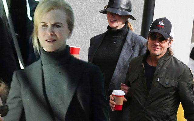 Nicole Kidman Keith Urban Divorce Rumors Sherman Oaks Mall