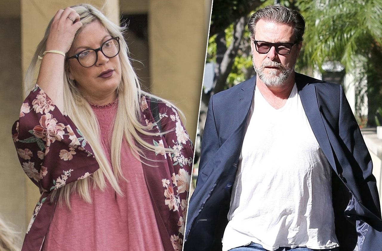 Tori Spelling Dean McDermott Intervention