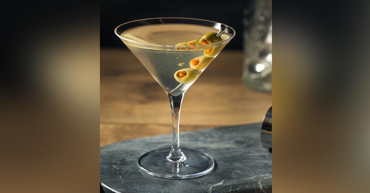 salty savory and cbd tribe cbds take on the dirty martini