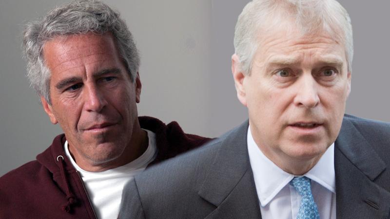 Prince Andrew Pedophile Jeffrey Epstein Sex Slave
