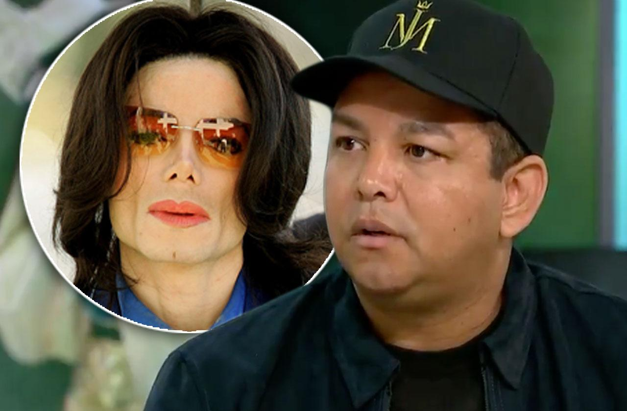 Michael Jackson Nephew Taj Slams Sexual Assault Accusers
