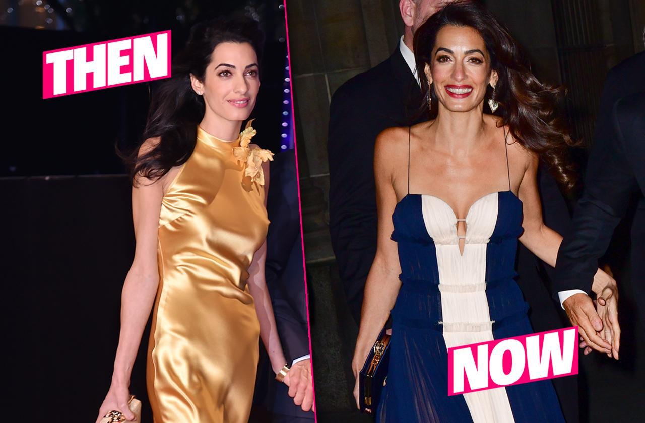 Amal Clooney Healthy New Body Secrets