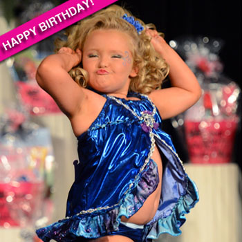 //honey boo boo birthday inf