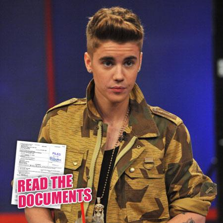 // justin bieber visits late night with jimmy gettyimages