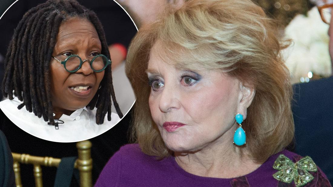 Barbara Walters Suffering 'Advanced' Dementia