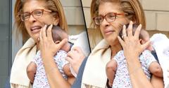 //hoda kotb baby adoption first photos pp