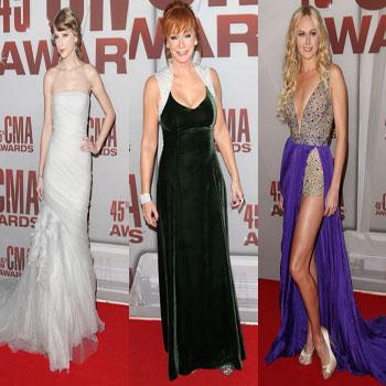 //taylor swift reba mcentire laura bell bundy cma aff