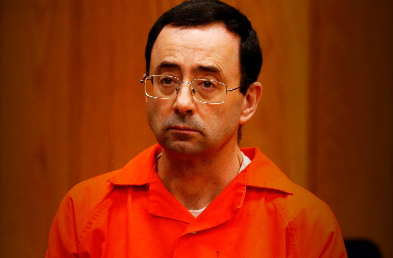 //Larry Nassar  Years Final Prison Sentence pp