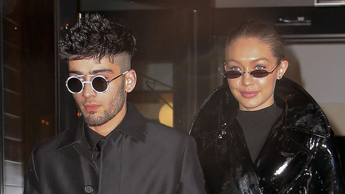 Gigi Hadid & Zayn Malik Are Back Together & Celebrate His Birthday