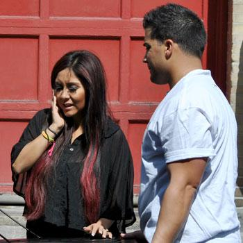 //jionni cheating snooki getty