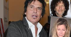 Tommy Lee Slams Howard Stern Heather Locklear
