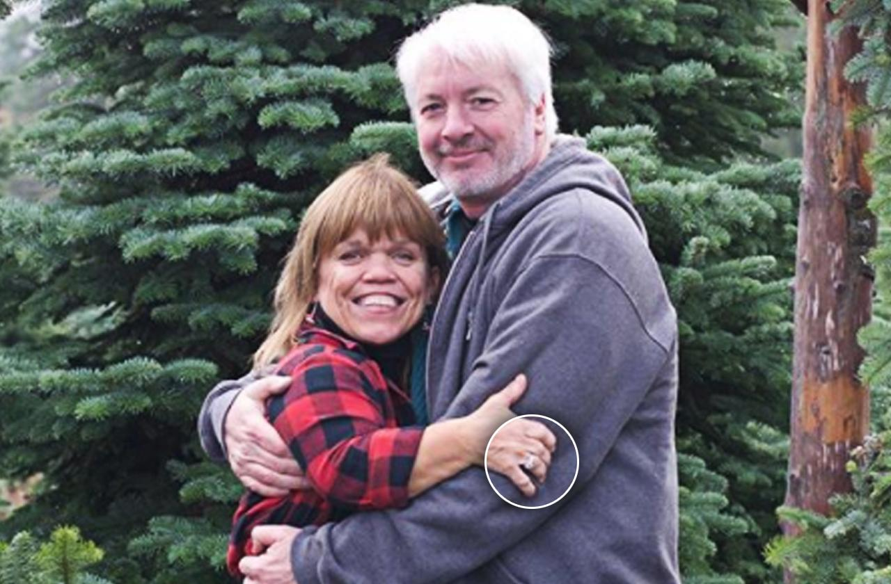 //little people amy roloff engaged
