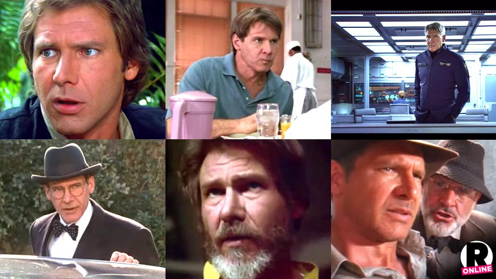 Harrison Ford Most Famous Movie Roles