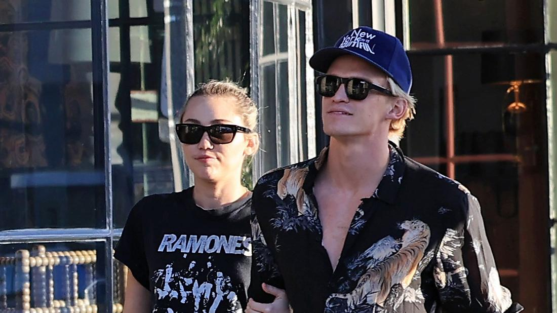 Miley Cyrus Leaves Flirty Comment On Cody Simpson's Post