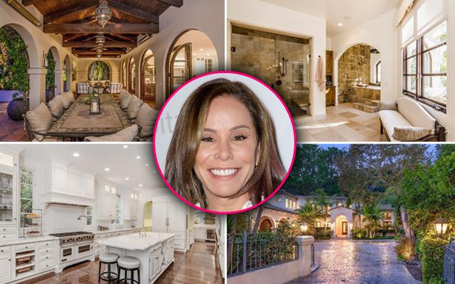 Melissa Rivers 11 Million Mansion Santa Monica