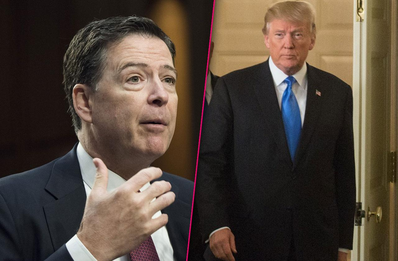 president trump demanded james comey loyalty dinner