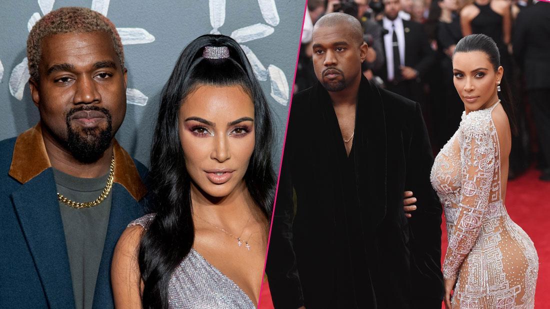 //kim kardashian kanye west marriage scandals pp