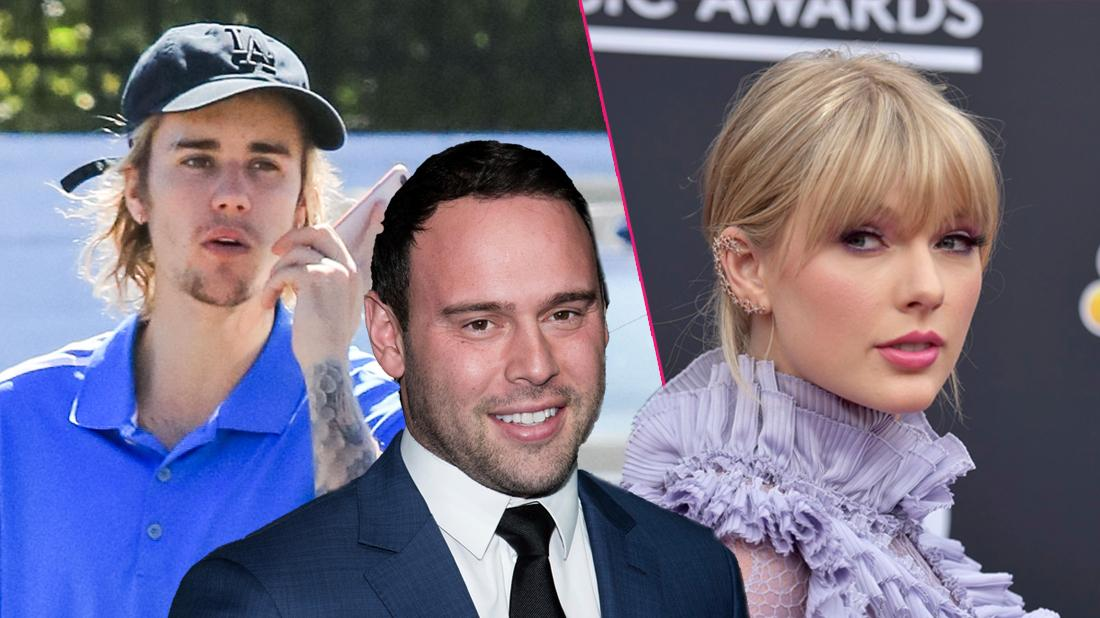 Taking Sides! Justin Bieber Supports Big Machine Records In Taylor Swift Feud