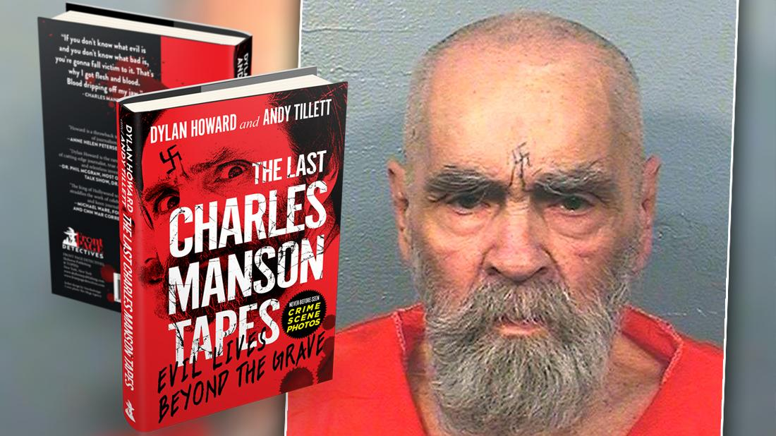 """Maniac Charles Manson Hatched Plot To Wipe Out """"Three Billion People"""" From Prison"""