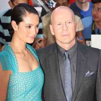 Bruce Willis and Emma Heming pregnant