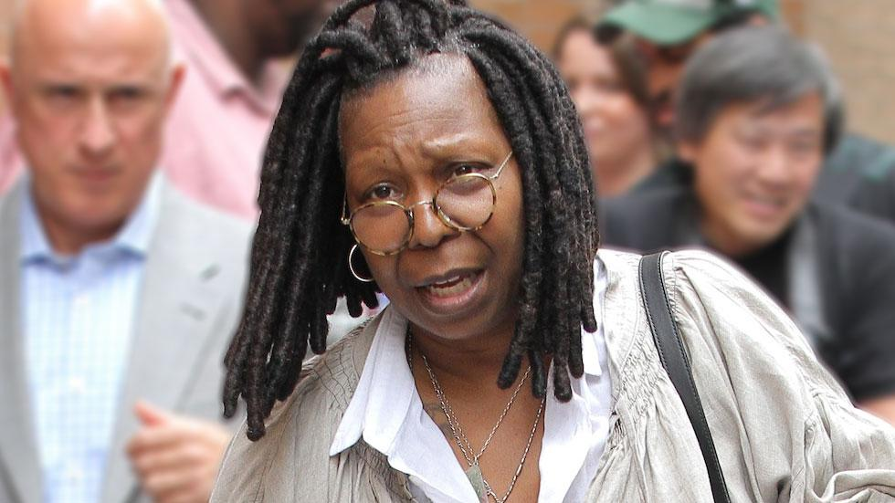 //whoopi goldberg brother dead the view clyde k johnson death brain aneurysm