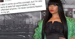 //nicki minaj apologizes for only video