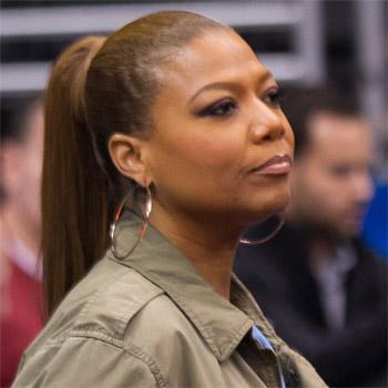 """Queen Latifah Admits to """"Numbing"""" Herself With Alcohol After Brother's Death"""