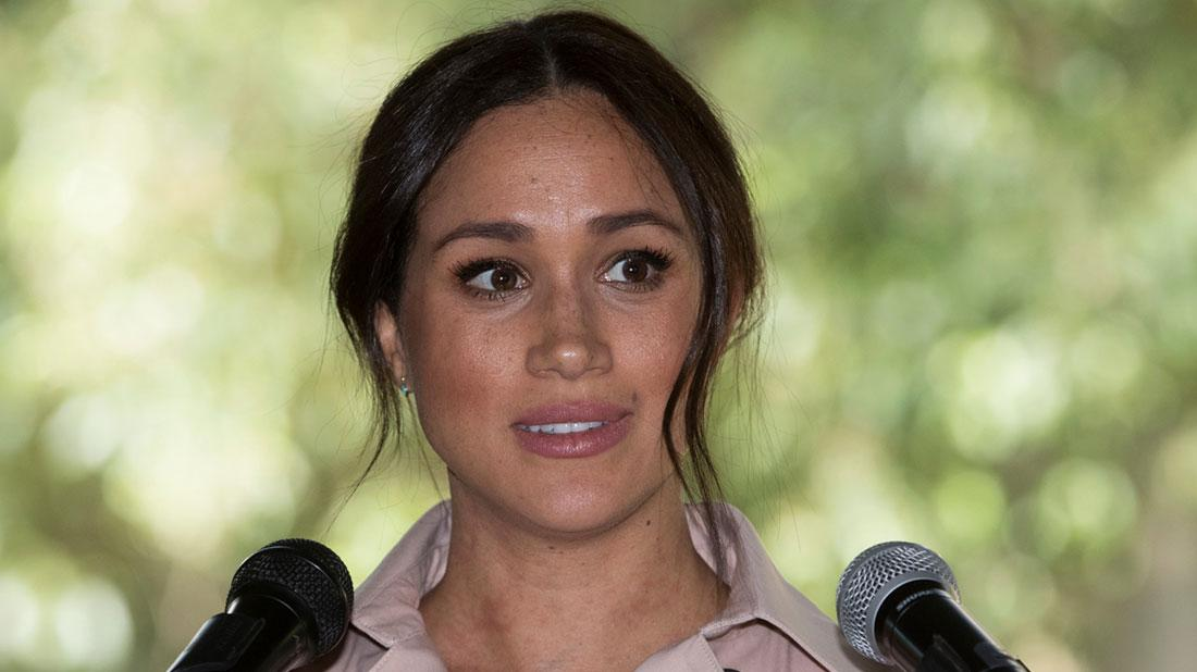Meghan Markle Says Being Royal Has Been 'Really Challenging'