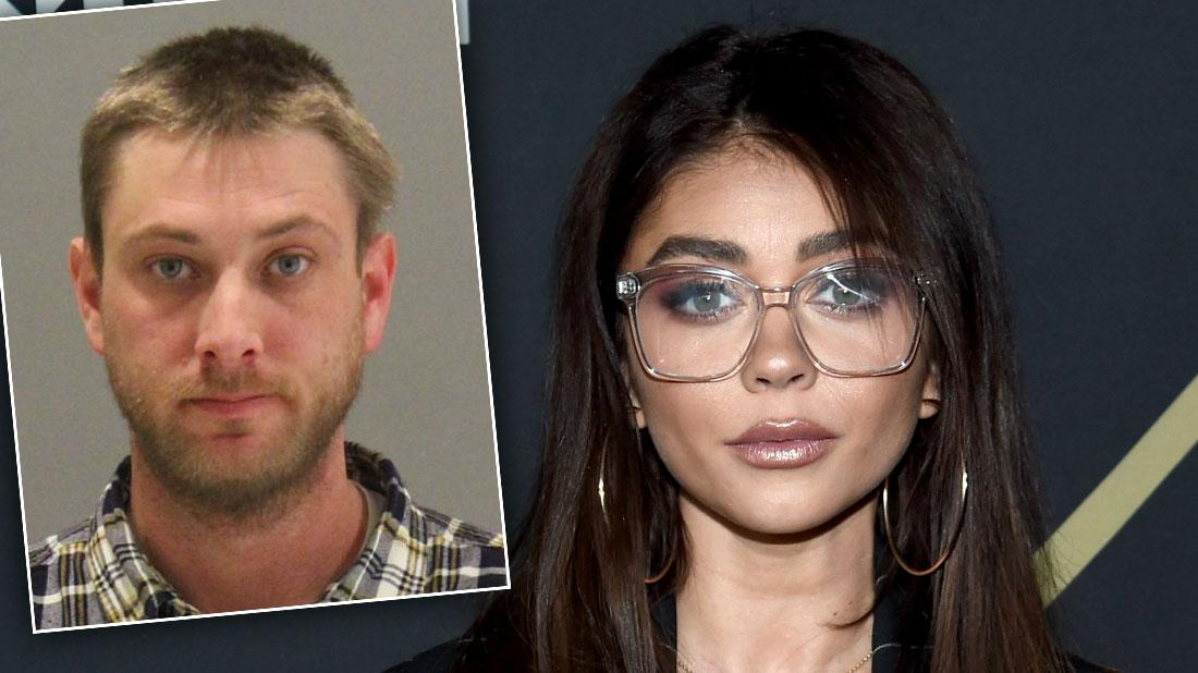Sarah Hyland! Cousin's Alleged Killer Pleads No Contest To Vehicular Homicide