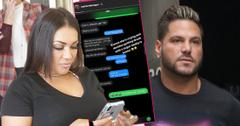Jersey Shore's Ronnie Magro Slams Ex Jen Harley As 'Mentally Unstable' & 'Sick'