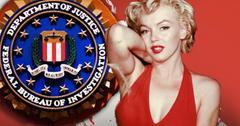 //Marilyn Monroe FBI Secret C