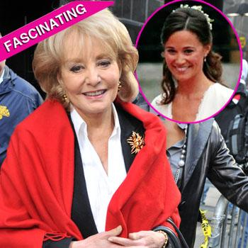 //barbara walters pippa middleton fascinating people