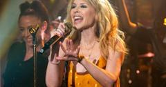 Kylie Minogue Glastonbury Festival Performance