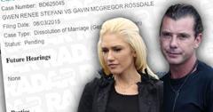 Gwen Stefani Gavin Rossdale Divorce Settlement