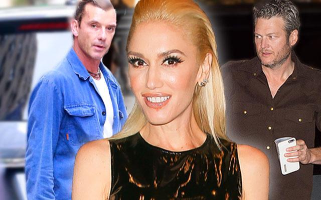 Gwen Stefani Gavin Rossdale Split
