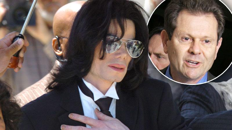Michael Jackson District Attorney Molestation Investigation Wade Robson