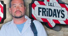 Former Reality Star Jon Gosselin Now A Line Cook At TGI Fridays