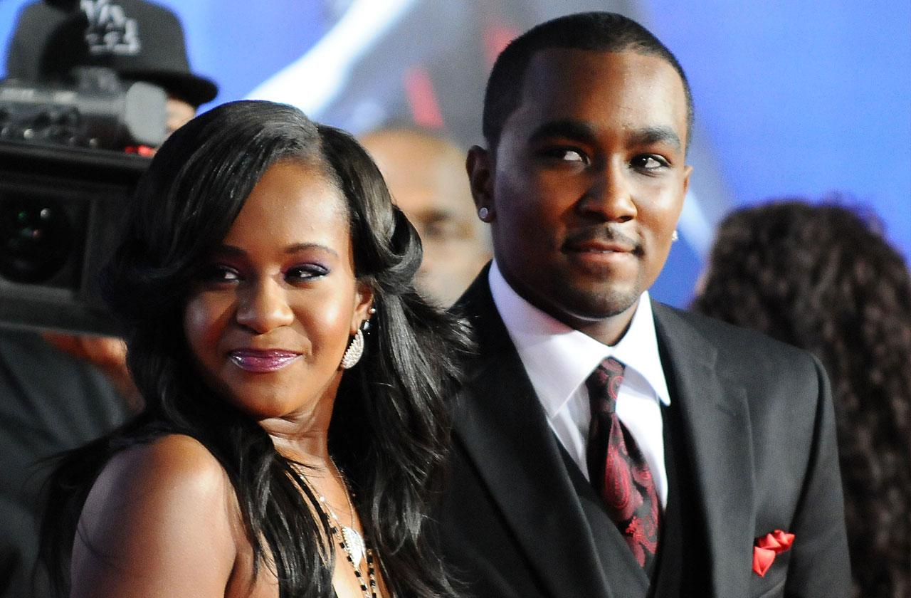 //bobbi kristina brown dead killed nick gordon abuse girlfriend whitney houston pp