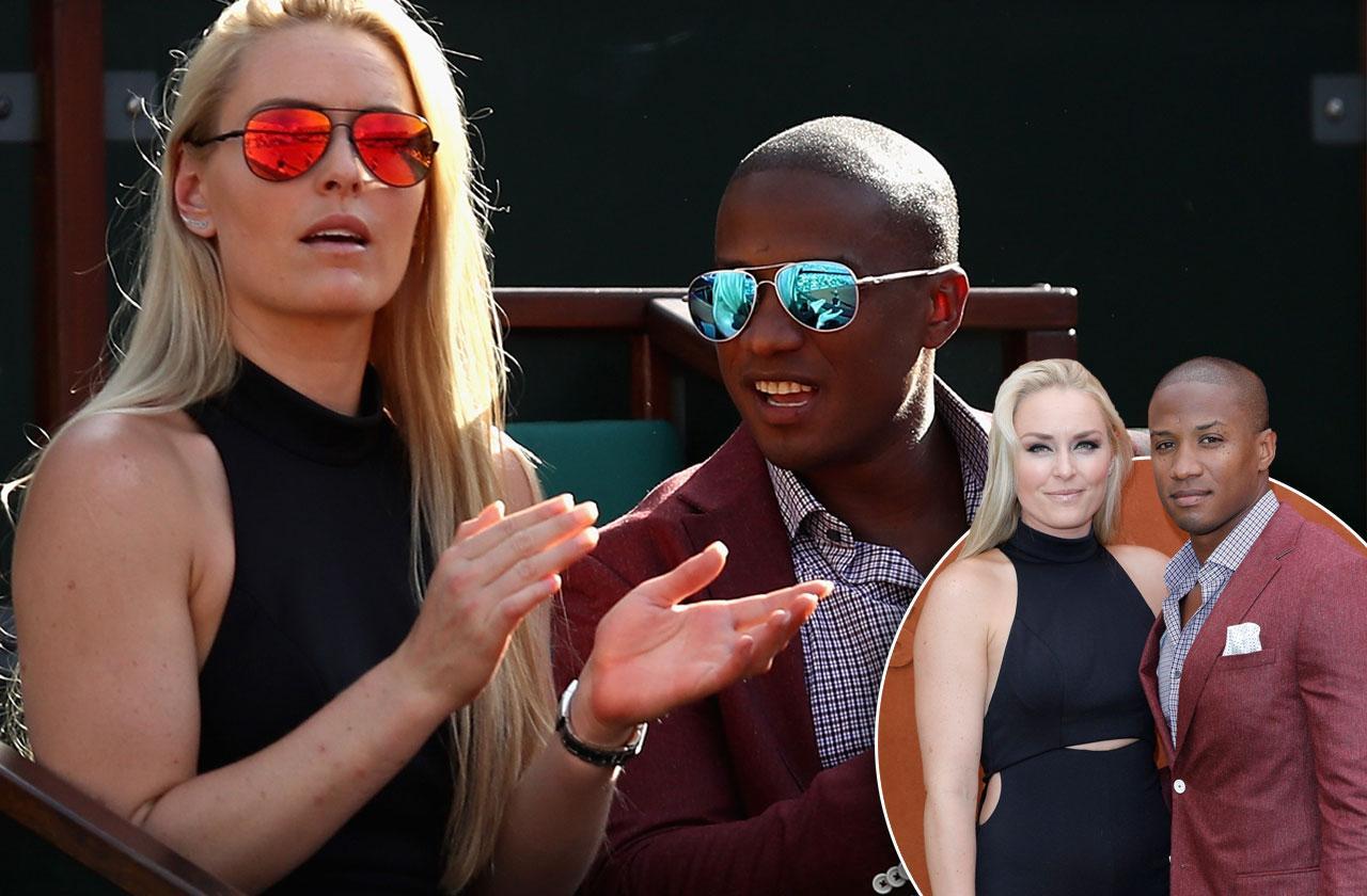 Lindsey Vonn Boyfriend French Open Tiger Woods Arrest