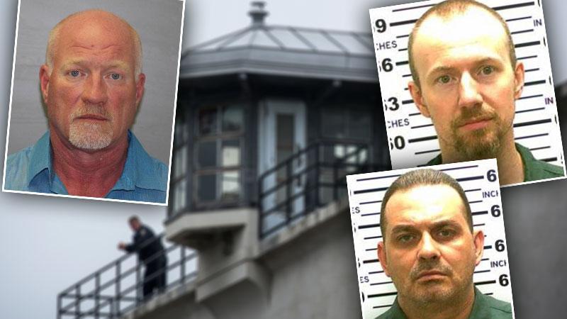 //prison break new york gene palmer investigators do not believe correction officer involved pp