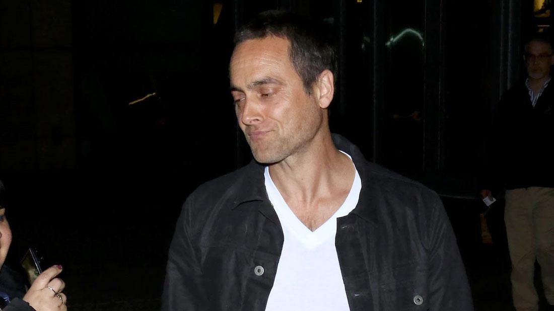 Stuart Townsend is celebrities out and about.