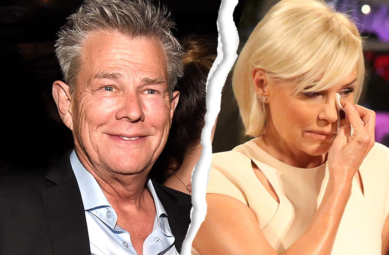 yolanda hadid divorce david foster dumped birthday phone call