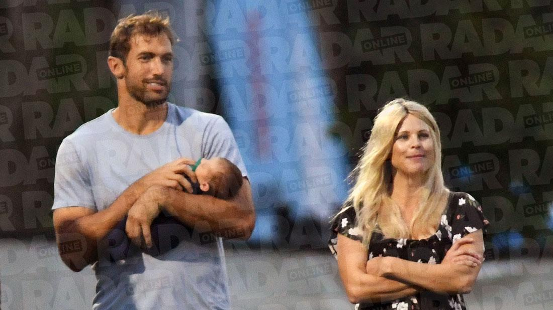 Elin Nordegren's Baby Daddy Is A 'Doting, 'Proud' Father