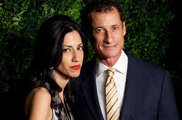 //huma abedin anthony weiner marriage bailed first date pp