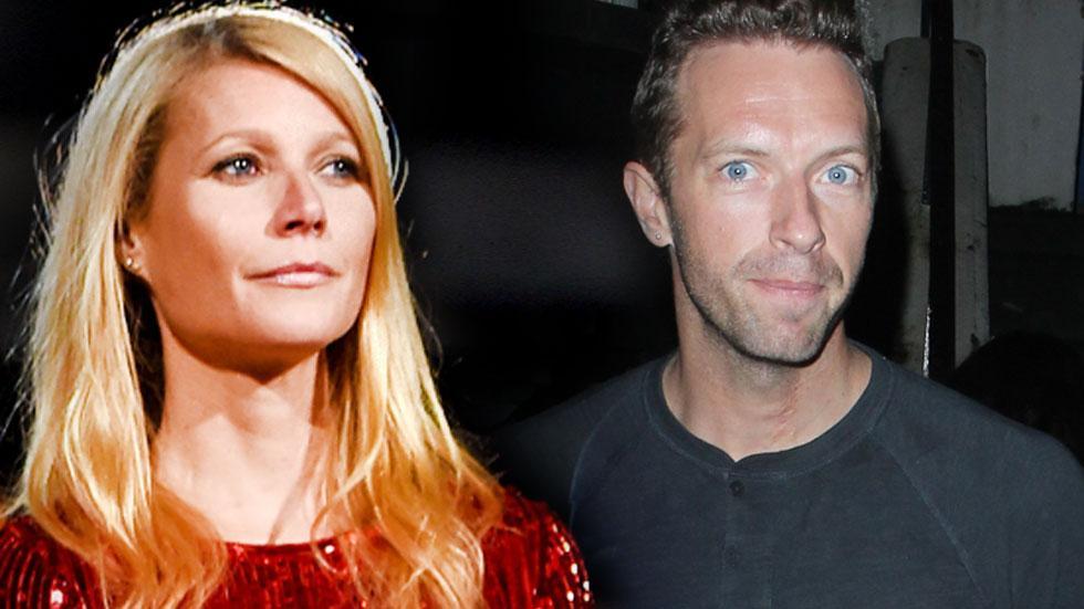 Gwyneth Paltrow Chris Martin Divorce