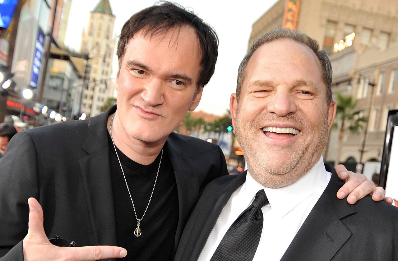 Quentin Tarantino Admits I Knew Harvey Weinstein