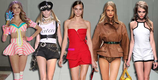 //sexiest photos supermodel cara delevigne wide getty