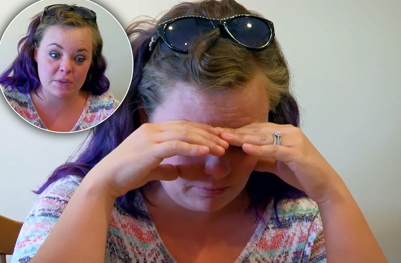 catelynn lowell suffers miscarriage before rehab stint