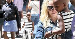 Madonna Leaves Kabbalah With Her Kids