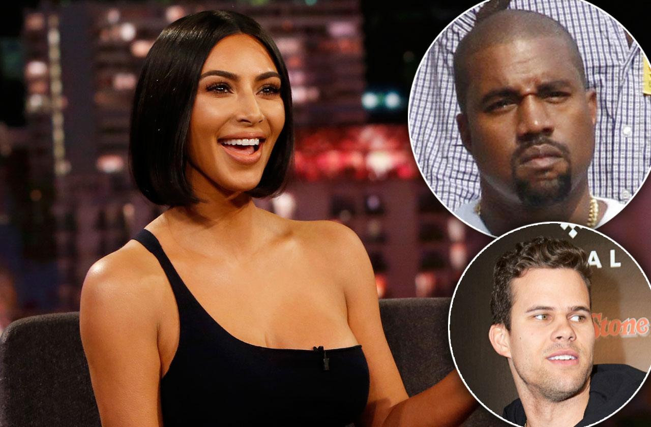 Kim Hid Kris Humphries Wedding Ring Kanye